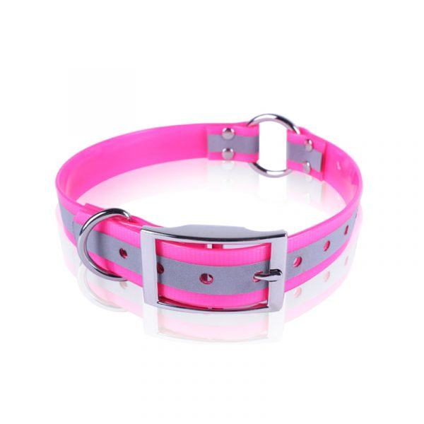 Reflective TPU Dog Collar