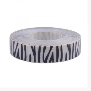 Beautiful Zebra Design,TPU Coated Webbing