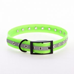 Fluo Green Best Selling,High Visible,TPU Dog Collar
