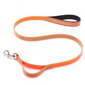 Safety,High Visible,Reflective Dog Leash,TPU Coated Webbing