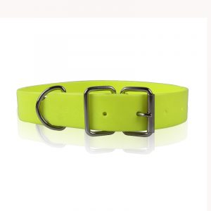 Yellow Hot Sale,Eco-friendly,Waterproof PVC Dog Collar