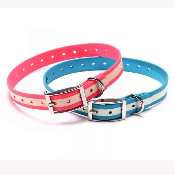 Glow in The Dark PVC Dog Collar