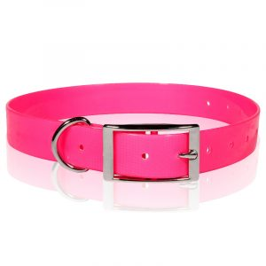 Waterproof&Easy To Clean,Durable,Dog Collar in TPU