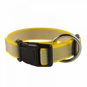 Adjustable Anti-Slip Grip Training Dog Collar