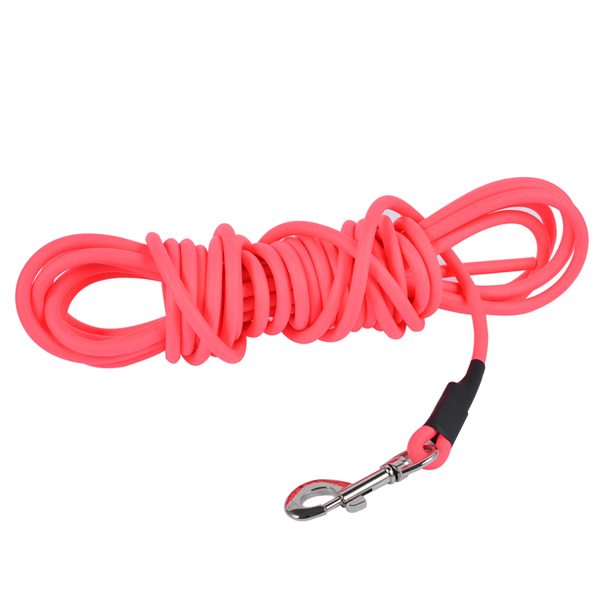 Good Quality PVC Training Dog Leash with Factory Price