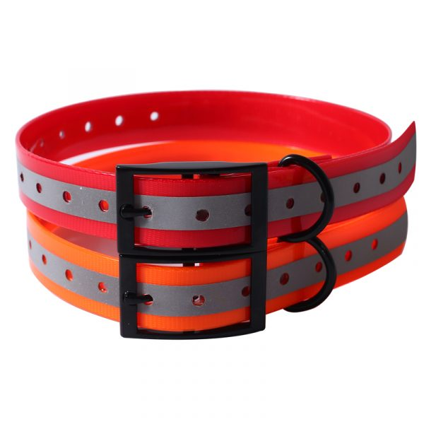 Waterproof Reflective TPU Dog Hunting Collar