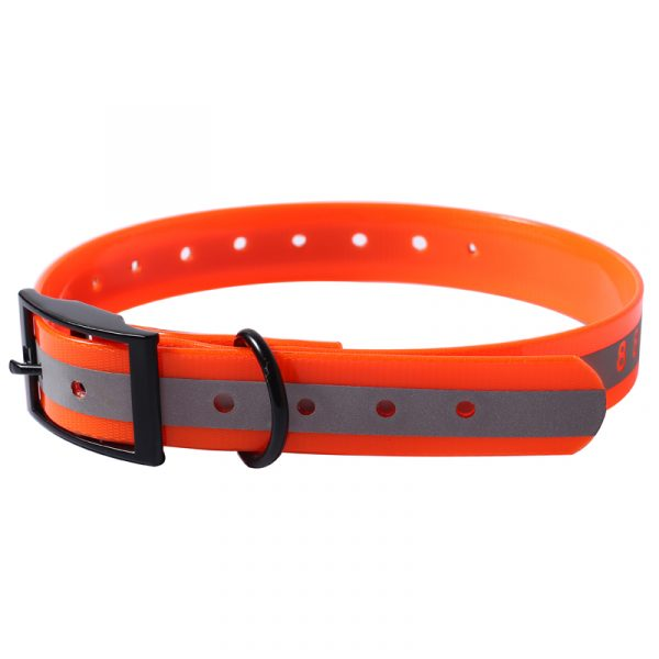waterproof tpu reflective dog collar
