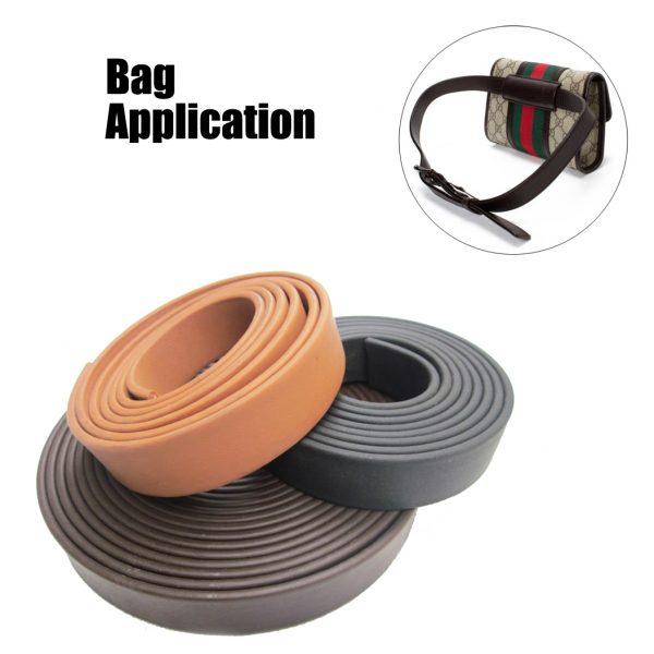 Durable PVC Coated Nylon Webbing Bag Application