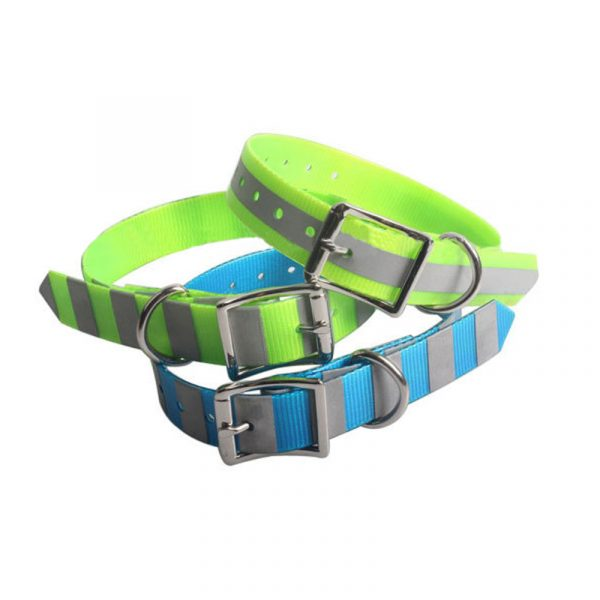 Reflective TPU Hunting Dog Collar