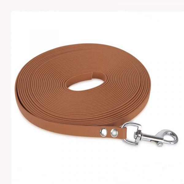 Flat PVC Dog Leash Supplier