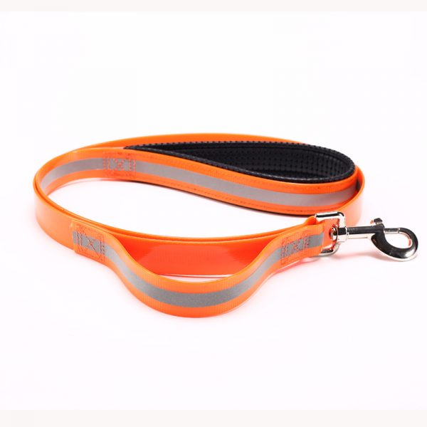 Safety,High Visible,Reflective Dog Leash,TPU Coated Webbing