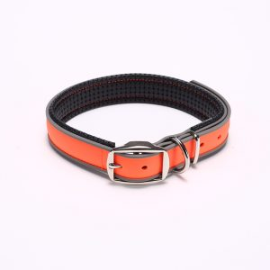 Biocolor Dog Collar with Soft Neoprene Padding