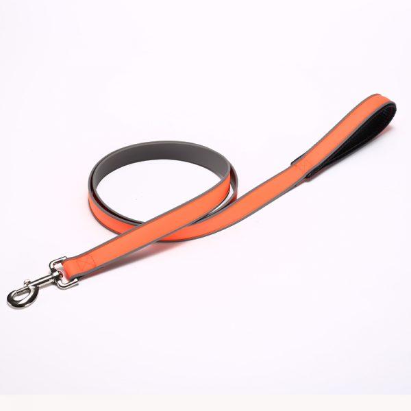 Luxury and Practical,Biocolor PVC Dog Leash