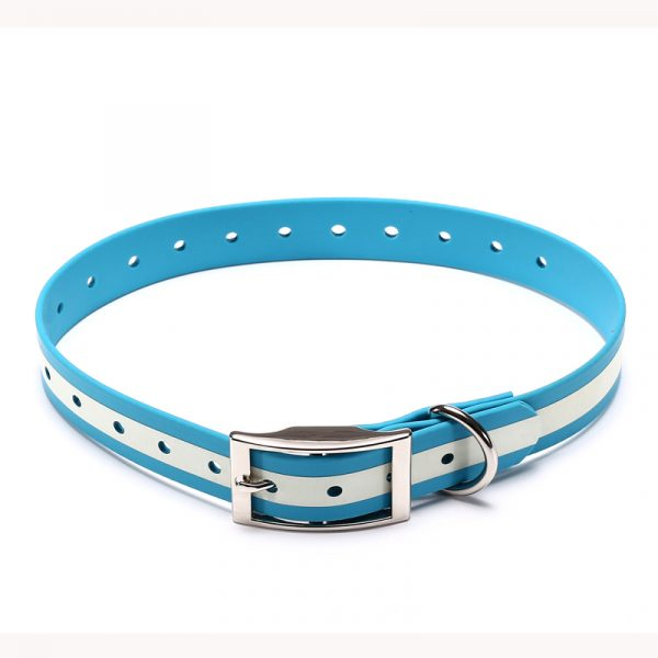 High Visiblity,Waterproof,Durable,PVC Dog Colar,Glow in The Dark