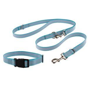 Anti-slip Hunting Training Grip Dog Collar Leash