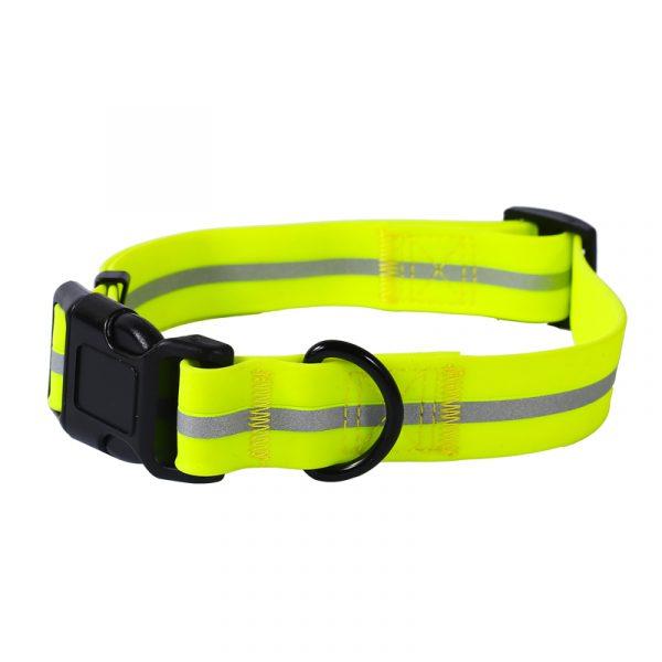 PVC dog collars