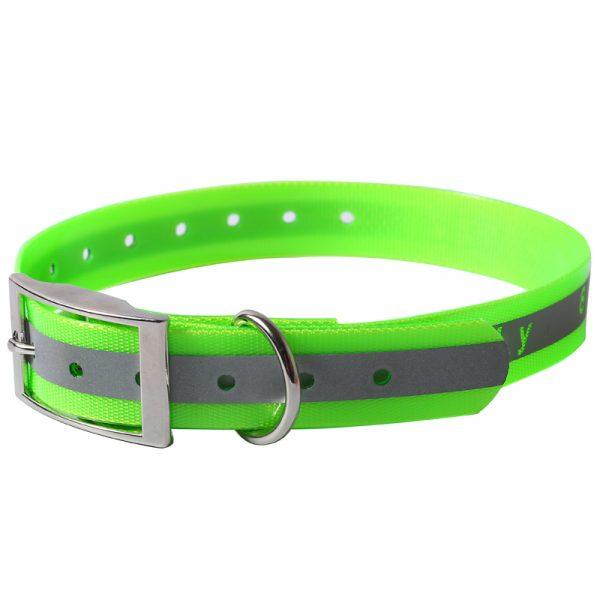 waterproof tpu reflective dog collar