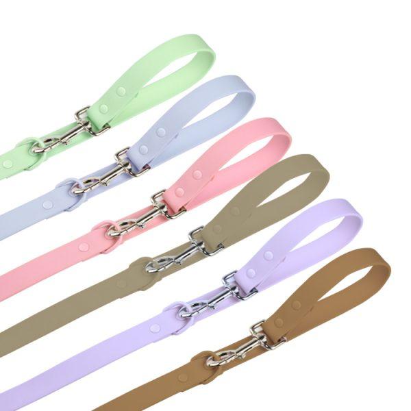 Soft PVC Dog Leash (4)