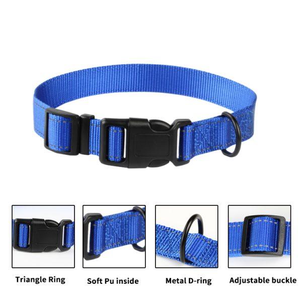 reflective collar 5