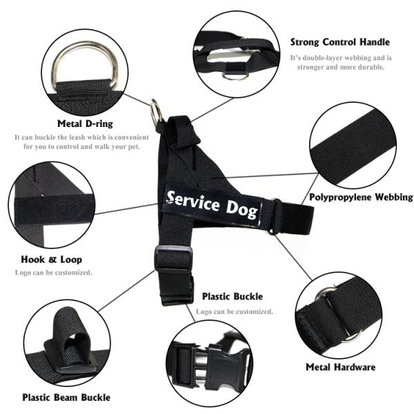 K9 dog harness (3)