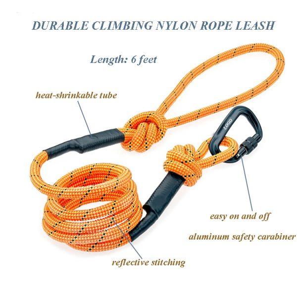 dog rope leash 5