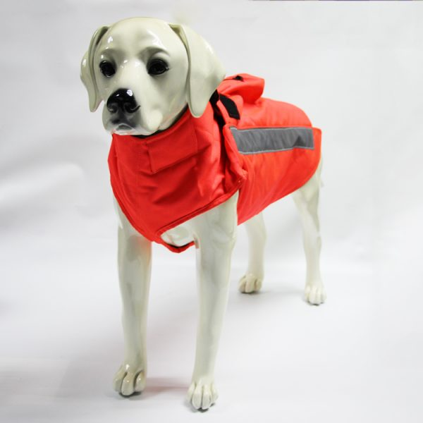 hunting dog vest with gps (1)